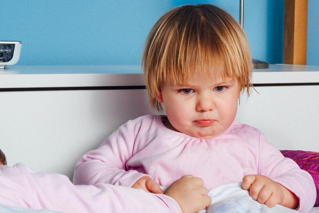 двегодишно дете