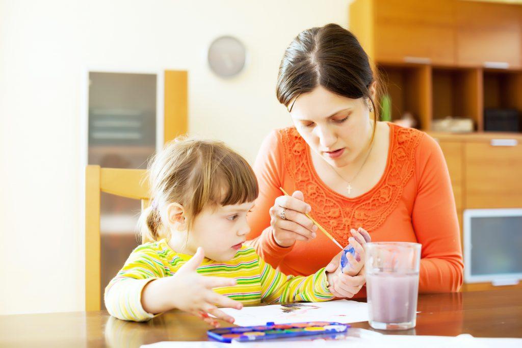детската градина подготовка